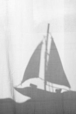 Substance, Silhouette, Sailing Ship by Nikky