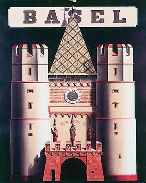 Basel by Niklaus Stoecklin