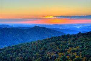 Blue Ridge Mountains by Nikographer [Jon]