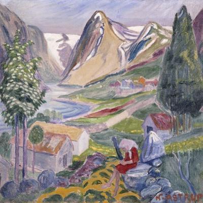 Kari at Sunde; Kari Paa Sunde