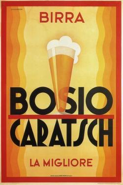 Birra Bosio Caratsch by Nikolay Diuglerhoff