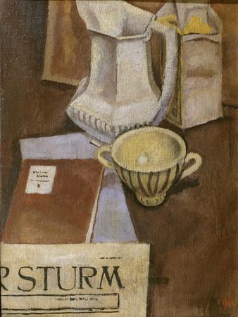 Der Sturm, c.1913