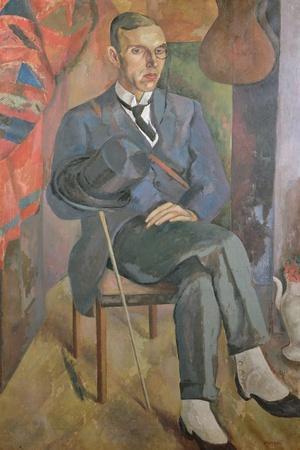 Gentleman in Top Hat, 1919