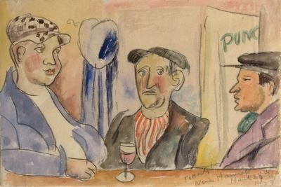 Paris Bar, 1923