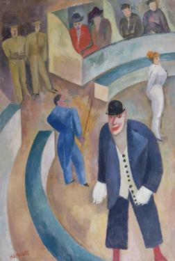 The Ring Master, c.1918 by Nina Hamnett
