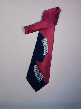 Best Selling Christmas Gifts - Red Tie by Nina Leen