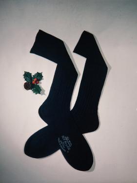 Best Selling Christmas Gifts - Socks by Nina Leen