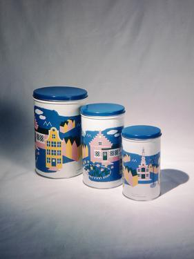 Best Selling Christmas Gifts - Tin Cans by Nina Leen