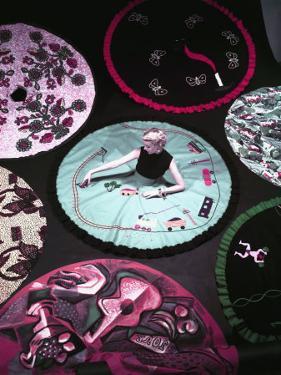 Conversation Skirts by Nina Leen