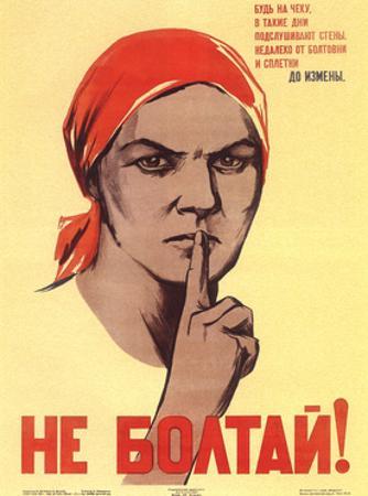 Do Not Chat! by Nina Nikolayevna Vatolina