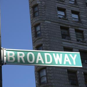NYC Broadway by Nina Papiorek