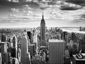 NYC Downtown by Nina Papiorek