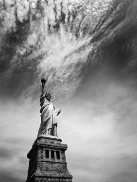 NYC Miss Liberty by Nina Papiorek