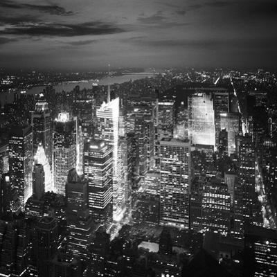 NYC Nights by Nina Papiorek