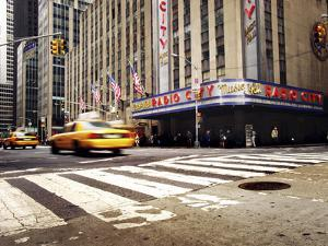 NYC Radio City by Nina Papiorek