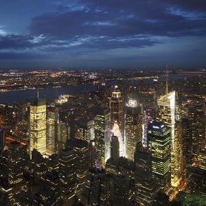 NYC Times Square by Nina Papiorek