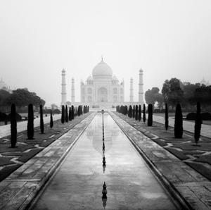 Taj Mahal - A Tribute to Beauty by Nina Papiorek