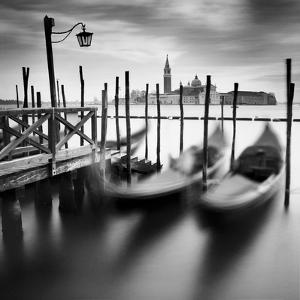 Venice Gondolas by Nina Papiorek