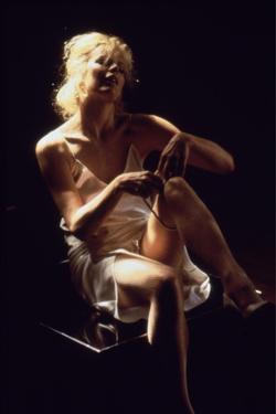 NINE 1/2 WEEKS, 1986 directed by ADRIAN LYNE Kim Basinger (photo)
