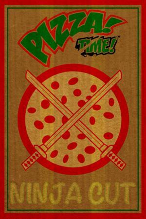 Ninja Cut Pizza 3