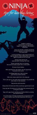 Ninja-Tips For Healthy Living