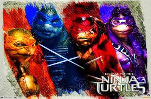 Ninja Turtles - Bars