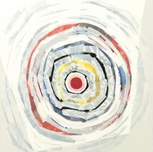 Target IV by Nino Mustica