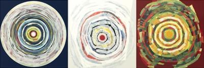 Target trio II by Nino Mustica