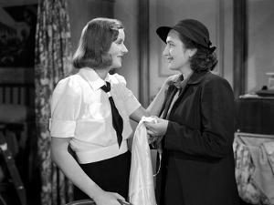 NINOTCHKA, 1939 directed by ERNST LUBITSCH Greta Garbo (b/w photo)