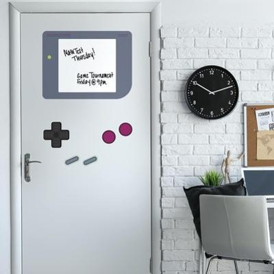 Nintendo Gameboy Dry Erase Wall Decals