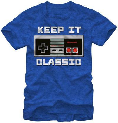 Nintendo - Keep It Classic