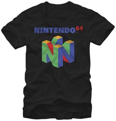 Nintendo- N64 Logo