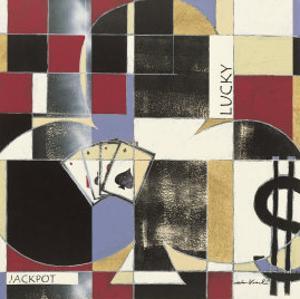 Jack of Clubs by Niro Vasali