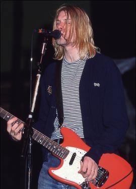 Nirvana - Kurt Cobain