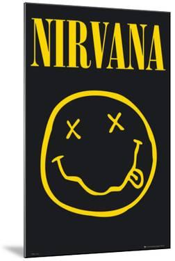 NIRVANA - Smiley