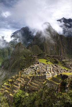 Machu Picchu Sunny Classic by Nish Nalbandian