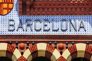 Barcelona Sign by nito