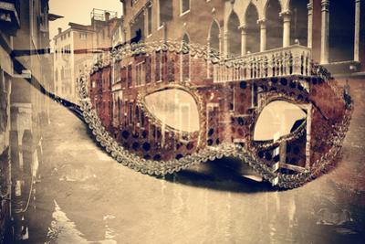 Carnival of Venice, Double Exposure by nito