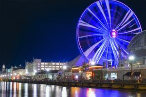 Light Wheel by NjR Photos