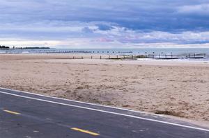 Sandy Path by NjR Photos