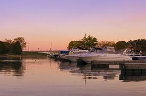 Violet Harbor by NjR Photos