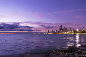 Violet Hour by NjR Photos