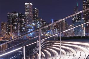 Wavy Stairs by NjR Photos