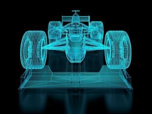 Formula One Mesh by nmcandre