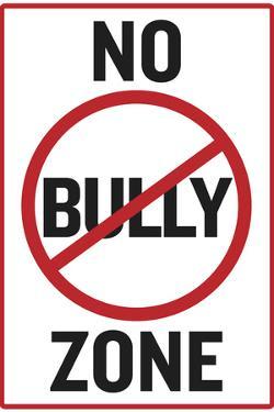 No Bully Zone Classroom