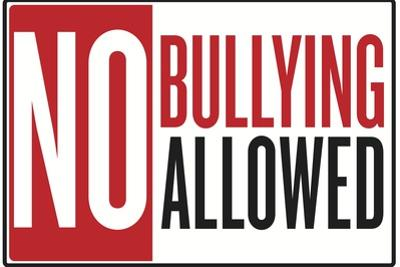 No Bullying Allowed Classroom