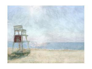 Beach Lookout I by Noah Bay