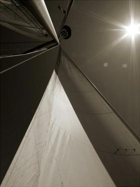 Sail Geometry I by Noah Bay