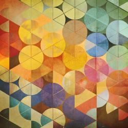 affordable abstract patterns decorative art posters for sale at