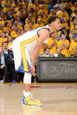 2015 NBA Finals - Game One by Noah Graham